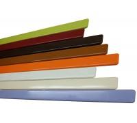 Crystallit - Заглушка торцевая широкая длина 70 см, под цвет