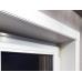 Комплект откосов Qunell на двухстворчатое окно. Глубина откоса до 20см, цвет белый