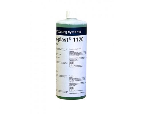Очиститель Zowo-plast 1120 для ПВХ профилей, 1л